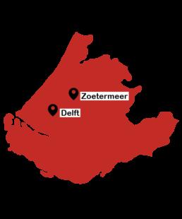 Dakdekkers actief in Zuid Holland uai